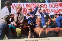 Wallingford Carnival 1993 - Best Club Float