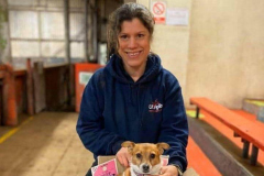 Claire and Honey - Team Wales for WAO