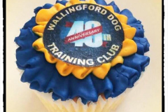 40th Anniversary Cup Cakes