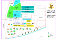 Showground Layout